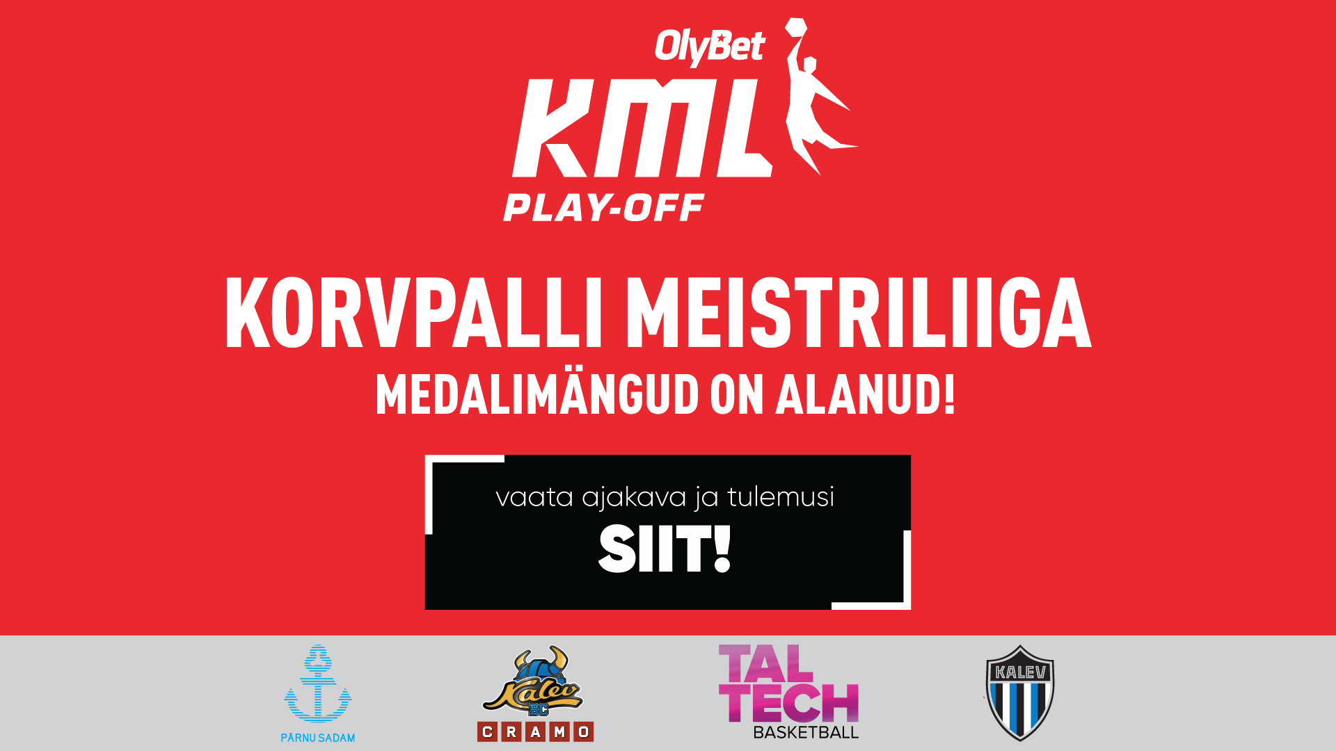 52e7eaf6a57 OlyBet KML medalimängud 2019.